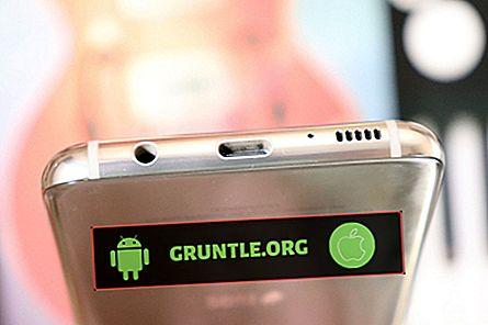 Comment réparer l'humidité détectée dans une erreur de port de charge sur Samsung Galaxy S8 +