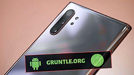Come fare uno screenshot sul tuo nuovo Samsung Galaxy Note 9?