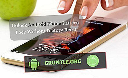 วิธีการปลดล็อครหัสผ่านโทรศัพท์ Android โดยไม่ต้องรีเซ็ตโรงงาน