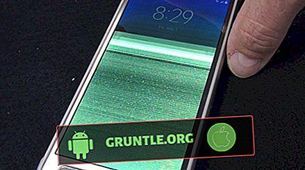 Hur du fixar Samsung Galaxy J6-skärmen har vertikala linjer