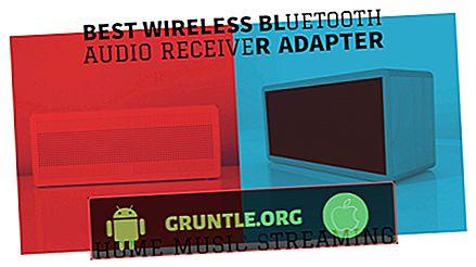 5 El mejor adaptador Bluetooth para estéreo en 2020