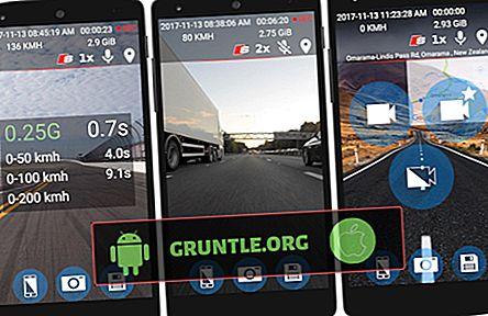 あなたのAndroid携帯用の5つの最高のダッシュカムアプリ