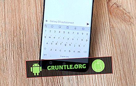 Galaxy S9'da Otomatik Düzeltme Nasıl Kapatılır