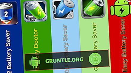 5 bästa batterisparappar för Android år 2020