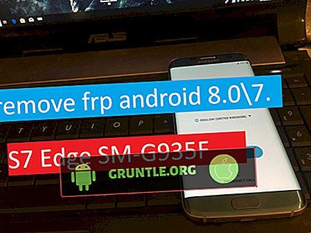 Comment ajouter ou supprimer un compte Google sur Galaxy S7 Edge