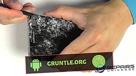 ¿Cómo arreglar Black Screen of Death en Samsung Galaxy Note 8?