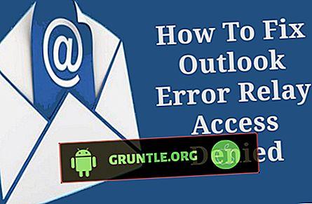 Come risolvere Outlook 421 Impossibile connettersi all'errore del server SMTP