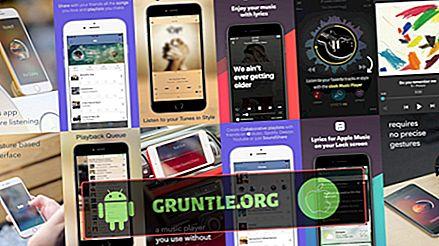 7 besten Musik-Player-Apps für Android im Jahr 2020
