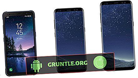 Samsung Galaxy J7 (2017) so với thông số kỹ thuật của Galaxy S8
