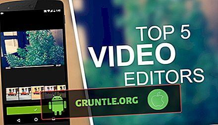 Android İçin En İyi 5 Video Editor Uygulaması