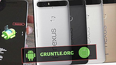 Hur man återställer hårt på Huawei Nexus 6P