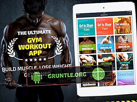 5 bästa bodybuilding-appar 2020