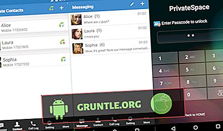 Comment masquer les messages texte sur les téléphones Android