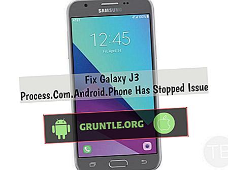 """Jak naprawić problem """"Niezarejestrowany w sieci"""" Galaxy J3"""