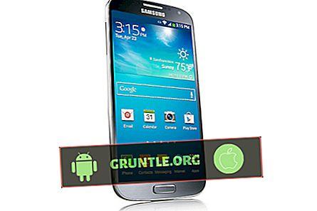 Cách hủy kết nối Samsung Galaxy S4