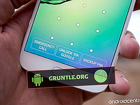 PIN, Desen veya Parolayı unutursanız Galaxy J5 ekranının kilidini açma