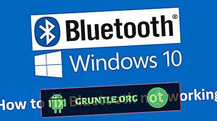 Como corrigir conexões com dispositivos de áudio Bluetooth e monitores sem fio no Windows 10