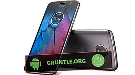 Motorola Moto E4 vs Moto G5 revisión comparativa de especificaciones