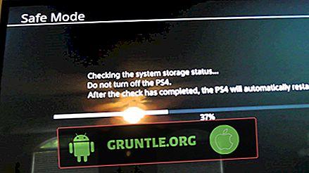 Wie man die PS4 repariert Schaltet das Problem zufällig aus Easy Fix