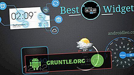 5 melhores aplicativos de relógio digital para Android
