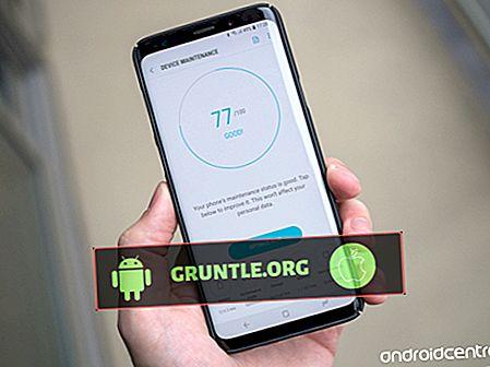Jak naprawić dane mobilne Samsung Galaxy S9, które nie działają na prostej rozmowie