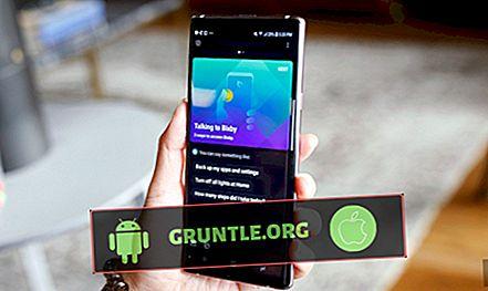 Cómo deshabilitar Bixby en Galaxy Note 9