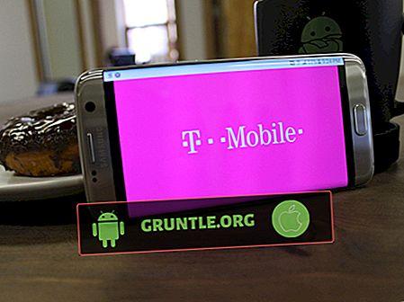 AT & T Samsung Galaxy S8 Wi-Fi Çağrısı T-Mobile'de Çalışmıyor Nasıl Onarılır