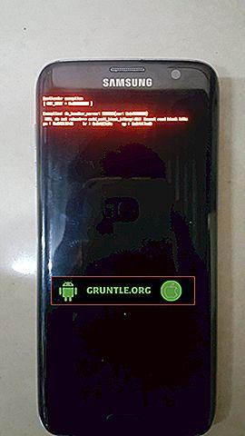 """Galaxy S8 visar """"långsam laddning ... Använd laddare som medföljde enheten."""" -Fel"""