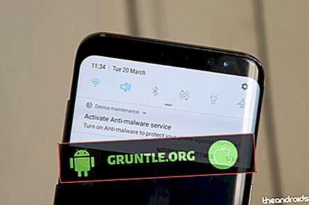 Galaxy S9 Plus 문자 문제 해결 방법 : MMS를받을 수 없음