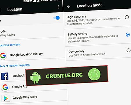 다른 앱 및 서비스보다 배터리를 많이 소모하는 Google Play 서비스