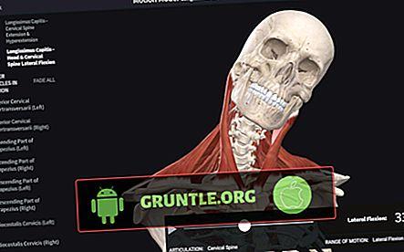 8 beste menselijke anatomie-apps voor Android in 2020