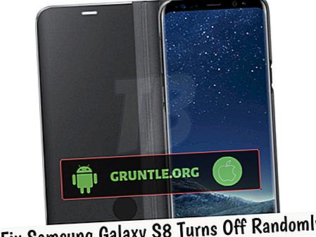Çözüldü Samsung Galaxy S8 rastgele kapanıyor