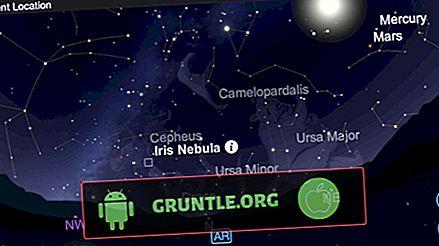 Bästa Astronomy Stargazing-app för Android för att utforska himlen
