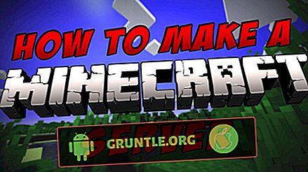 วิธีการสร้างเซิร์ฟเวอร์ Minecraft ในปี 2020