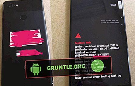 Come risolvere Google Pixel 3 XL Nessun problema con la scheda SIM