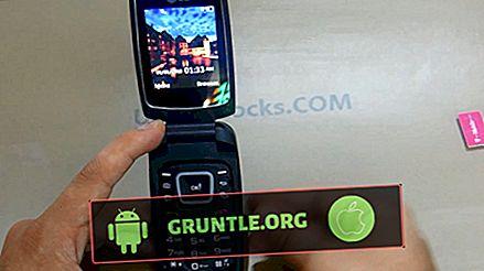 Hur man låser upp en mobiltelefon