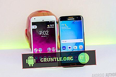 Google Piksel vs Samsung Galaxy S7 Karşılaştırma Hangisi Daha İyi Android Smartphone?