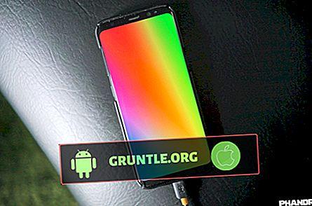 Jak naprawić wypalenie ekranu lub odbarwienie ekranu w telefonie Samsung Galaxy S8