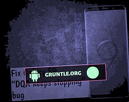 Comment corriger un bogue «DQA n'arrête pas de s'arrêter» dans le Galaxy S9 [guide de dépannage]