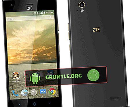 [Oferta] Boost Mobile ZTE Warp Elite por $ 99.99