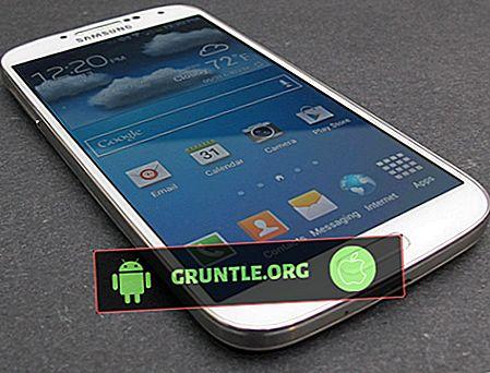 """วิธีการแก้ไขข้อผิดพลาด"""" ไม่ลงทะเบียนบนเครือข่าย"""" Galaxy Tab S4"""