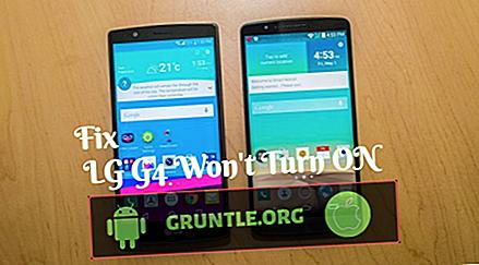 Hur du fixar din LG G4 som inte kan slå på eller starta upp