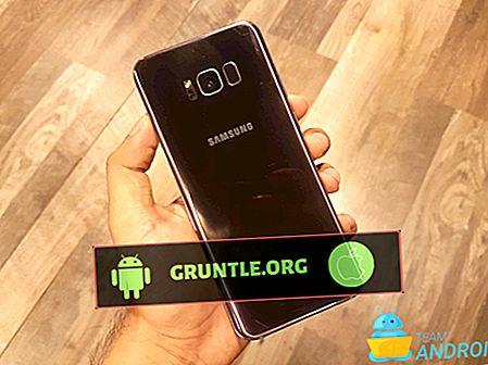 Löst Samsung Galaxy S8 Samsung-konto har stoppat fel