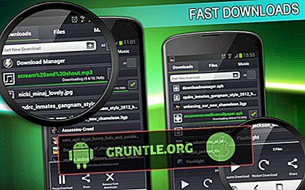 5 Bästa nedladdningshanteraren i Android år 2020