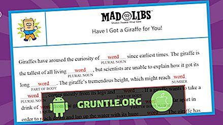 5 mejores locos libs para niños en Android