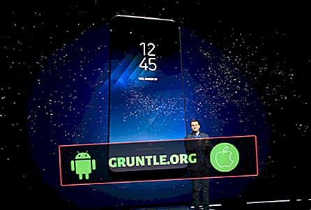 iPhone 사용자로부터 문자 메시지를받지 못하는 Samsung Galaxy Note 8 해결