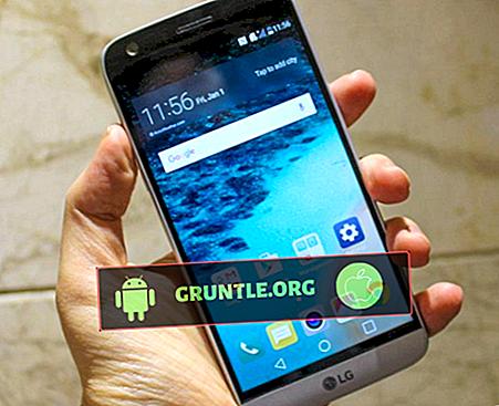 Cách thiết lập lại cứng trên LG G6