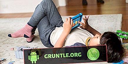 Bästa barnvänliga Android-surfplattor tillgängliga idag (juni 2015-utgåvan)