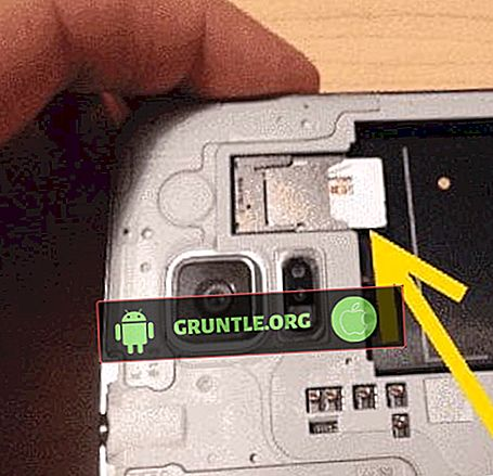 Cómo insertar o quitar la tarjeta SIM en Galaxy S10 |  Pasos sencillos para agregar o desconectar la tarjeta SIM