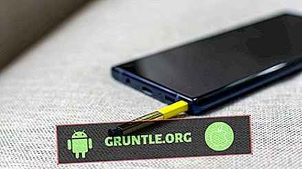 Jak naprawić Samsung Galaxy Note 4, który nie może połączyć się z LTE lub mobilną siecią danych
